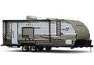 New 2015 Forest River Grey Wolf 27RR Travel Trailer Toyhauler For Sale